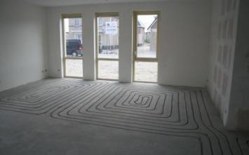 Vloerverwarming rotterdam.nl -